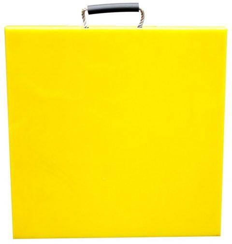 Hi-Viz High Visibility Outrigger Pad
