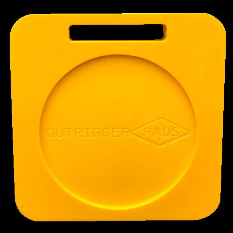 Hi-Viz Outrigger Pad