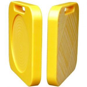 High Visibility Outrigger Pads