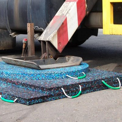 Multi Mat System for Cranes Heavy Equipment