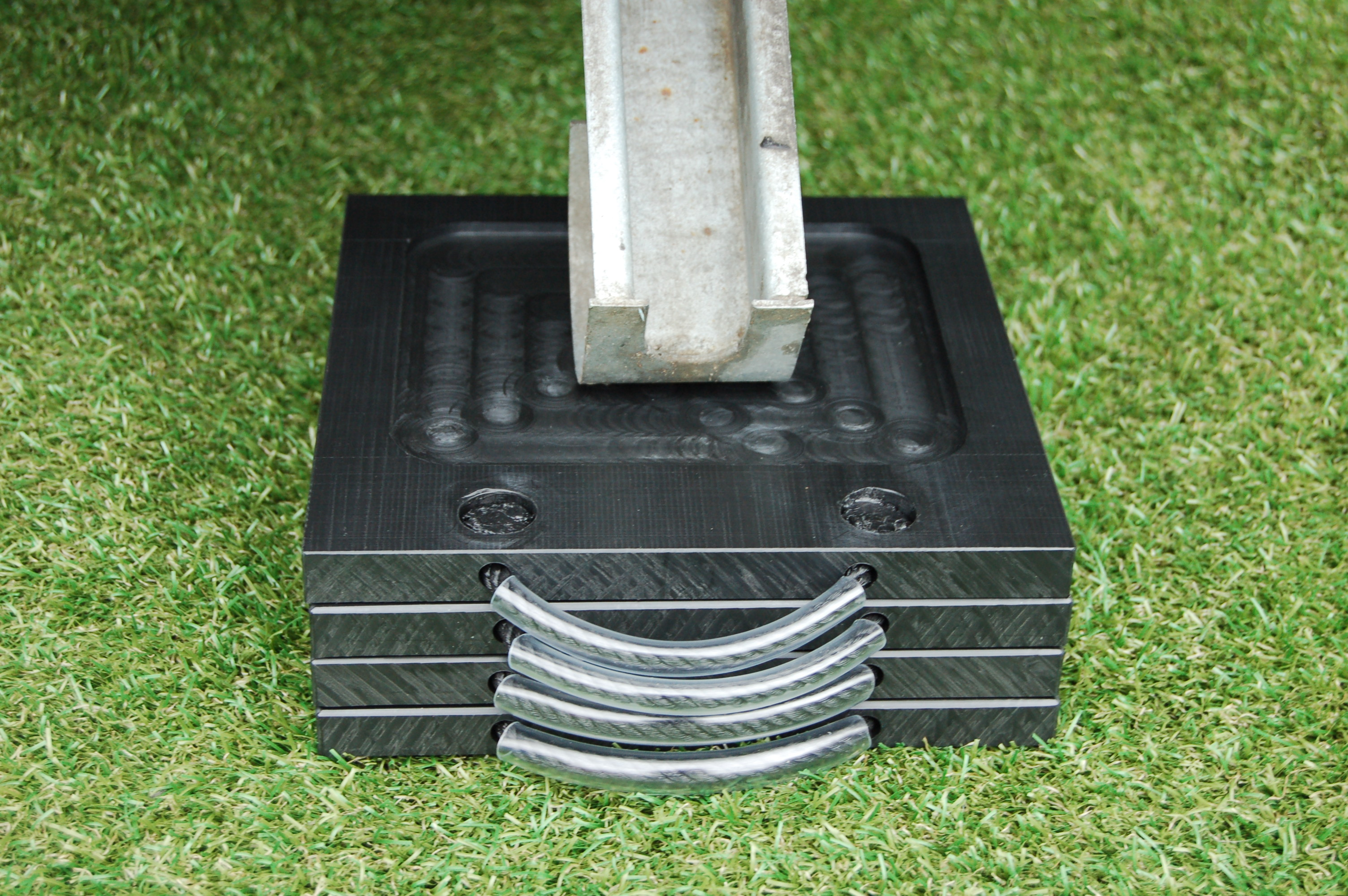 Stackable Caravan Pads (Pk of 4) | Outriggerpads
