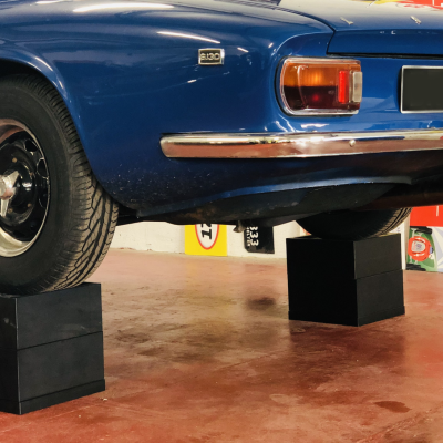 ECOSTAK Jacking Blocks for Car Workshops