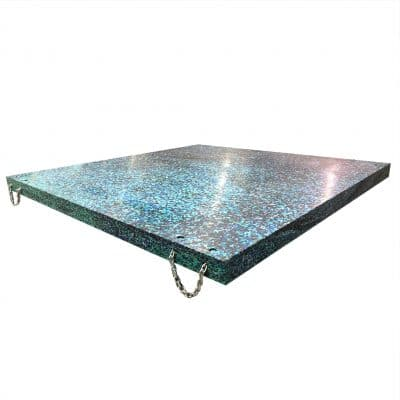 IP-60172, Premium Crane Pad with Chain Handles