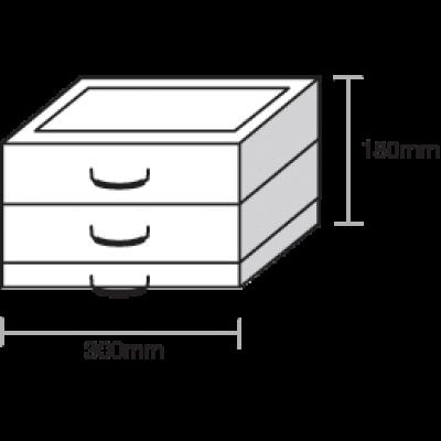 ECOSTAK 80 Kit 2 Jacking Blocks - IP-72141